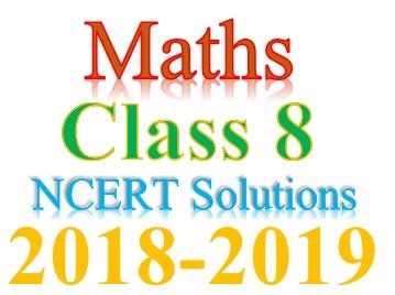 ncert book of class 8 maths