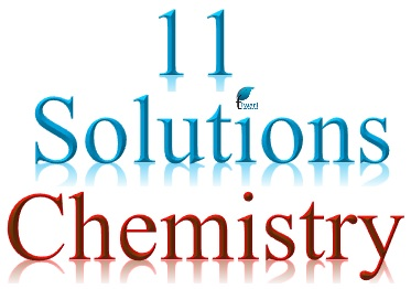 NCERT Solutions for Class 11 Chemistry in PDF for 2018-19 CBSE & UP
