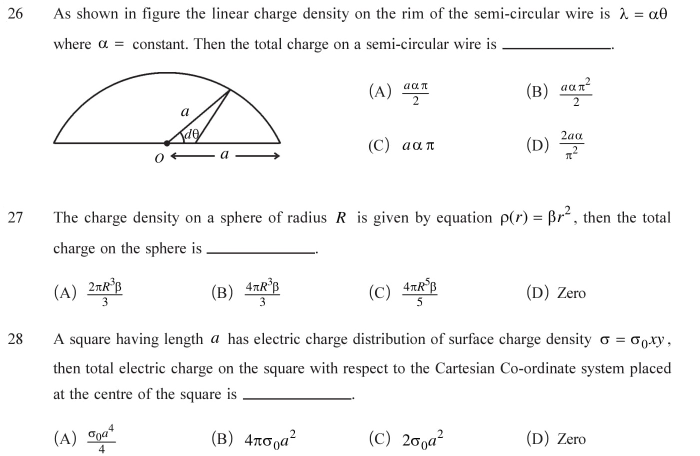 Class 12 Physics Chapter 1 NEET, JEE Mains - 6