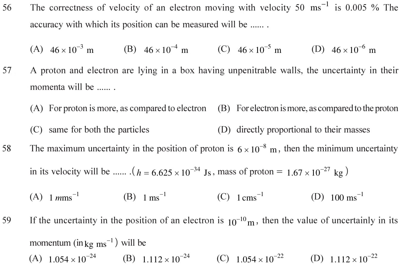 12 Physics Devission Germer experiments
