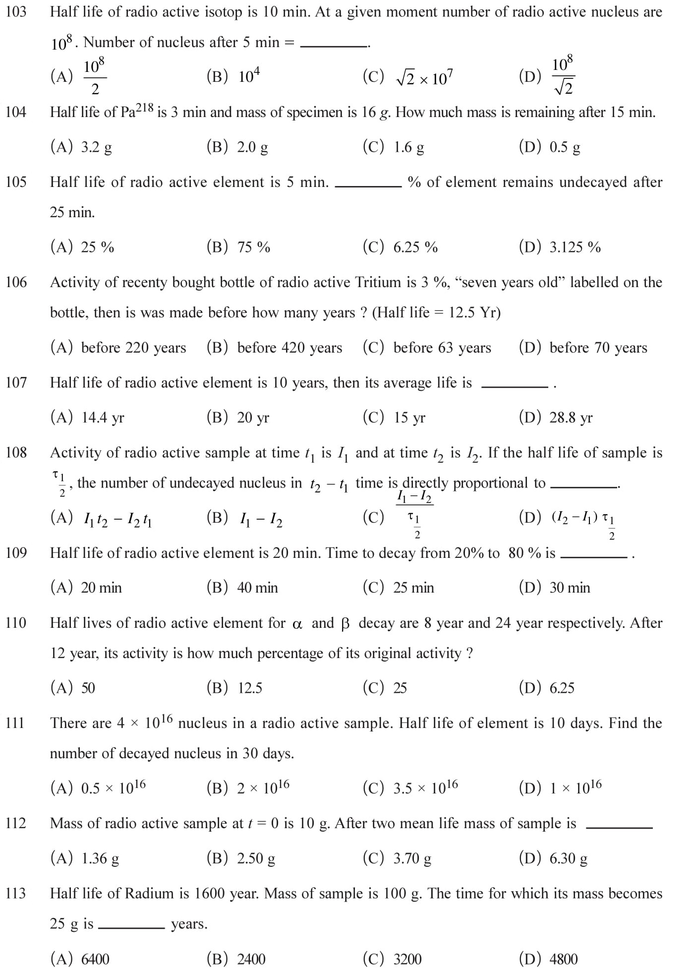 12 Phy. Ch. 13 Solutions of extra exercises questions